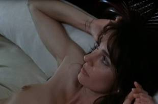 Anne Parillaud nude topless and sex – Shattered Image (1998)