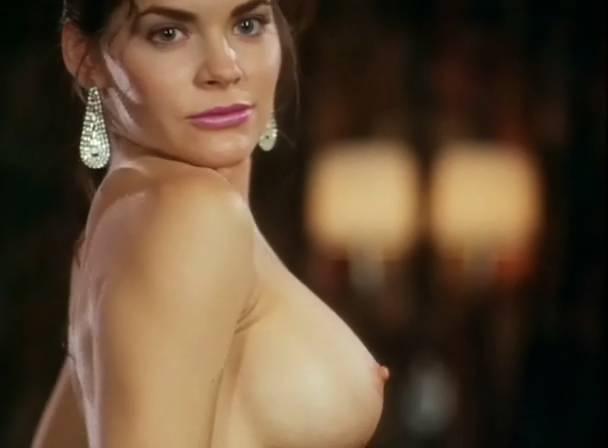 Athena Massey nude sex threesome Rena Riffel, Lisa Ann, Elena Olanson all nude too - Undercover (1995) (9)