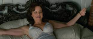 Carla Gugino hot and sexy in lingerie - Gerald's Game (2017) HD 1080p