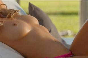 Irina Voronina nude topless in brief scene – Killing Hasselhoff (2017) HD 1080p Web