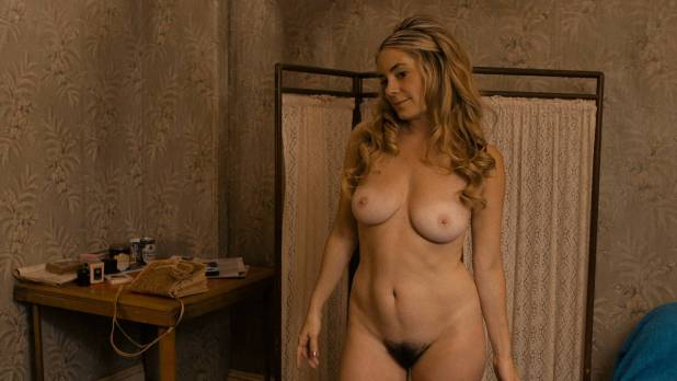 Jamie Neumann nude full frontal, Emily Meade nude sex Maggie Gyllenhaal and other's surprise- The Deuce (2017) s1e2 HD 720-1080p (22)