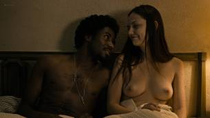 Jamie Neumann nude full frontal, Emily Meade nude sex Maggie Gyllenhaal and other's surprise- The Deuce (2017) s1e2 HD 720-1080p (10)