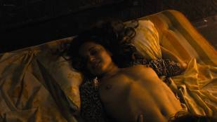 Margarita Levieva nude hot sex Maggie Gyllenhaal see through - The Deuce (2017) s1e3 HD 1080p