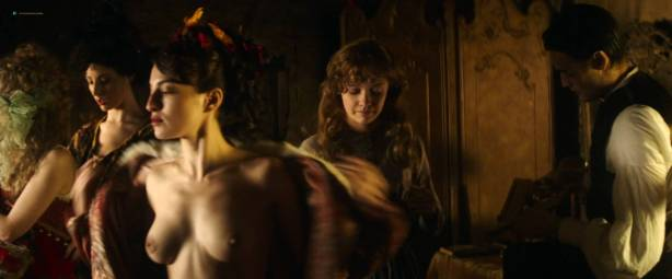 María Valverde nude topless and butt - The Limehouse Golem (2016) HD 1080p Web (12)