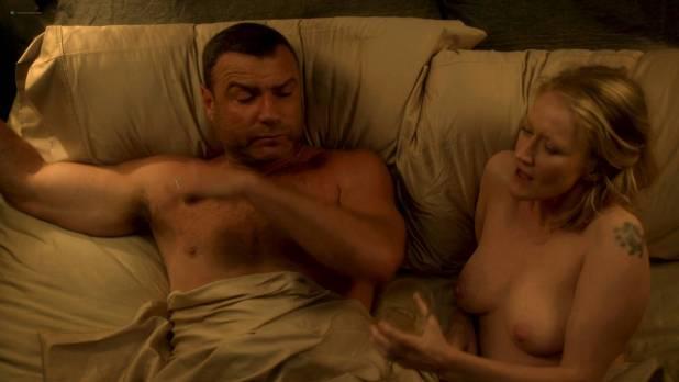 Paula Malcomson nude topless - Ray Donovan (2017) s05e05 HD 1080p Web (3)