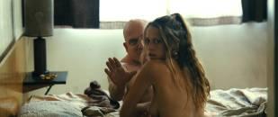Teresa Palmer nude side boob Sibongile Mlambo nude topless - Message from the King (2016) HD 1080p BluRay