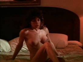 Teri Weigel nude sex Christina Walker and Karen Russell nude too - The Banker (1989)
