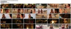 Ana de Armas hot bikini Gaia Weiss hot sex - Overdrive (2017) HD 1080p WEB (1)