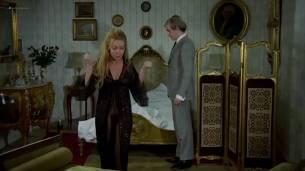 Anna Gaël nude bush butt and explicit body parts - Take Me, Love Me (1970) aka Nana (2)
