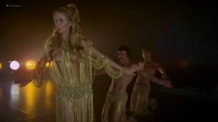 Anna Gaël nude bush butt and explicit body parts - Take Me, Love Me (1970) aka Nana (18)