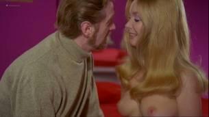Anna Gaël nude bush butt and explicit body parts - Take Me, Love Me (1970) aka Nana (14)