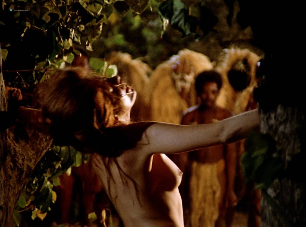 Bárbara Rey nude topless Kali Hansa and other's nude sex - The Night of the Sorcerers (1974) HD 1080p BluRay (15)