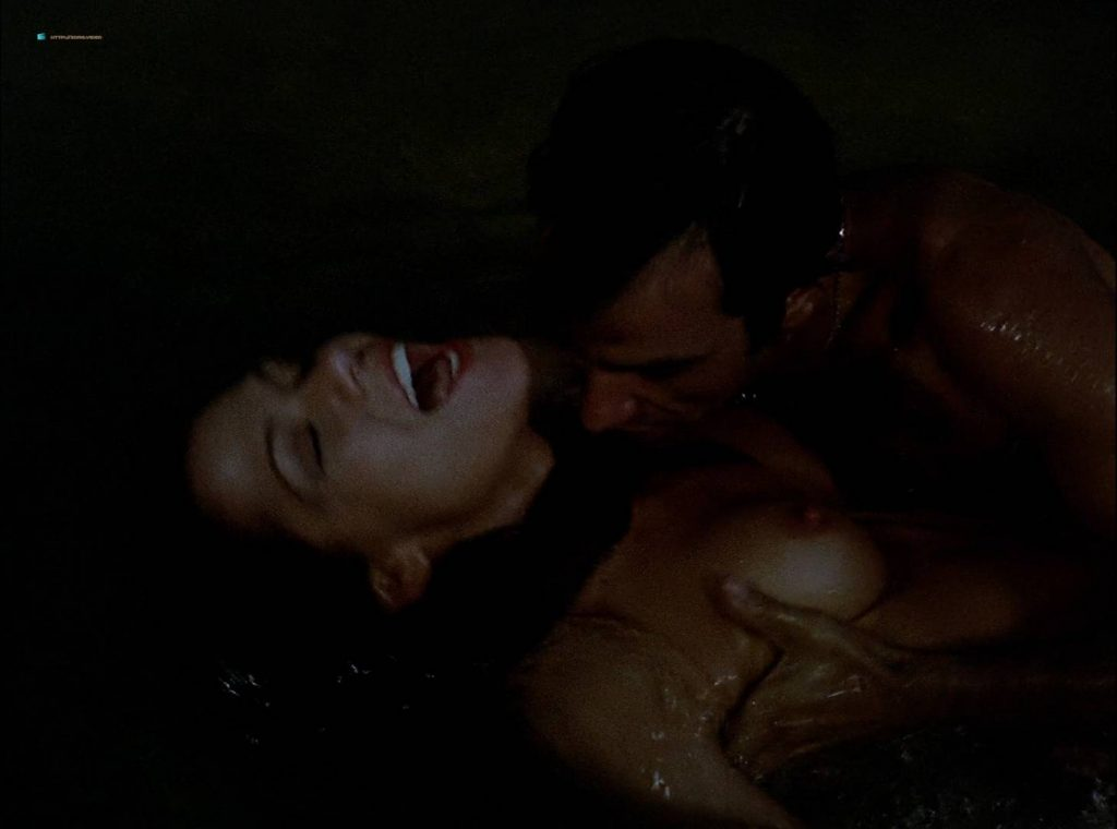Bárbara Rey nude topless Kali Hansa and other's nude sex - The Night of the Sorcerers (1974) HD 1080p BluRay (10)