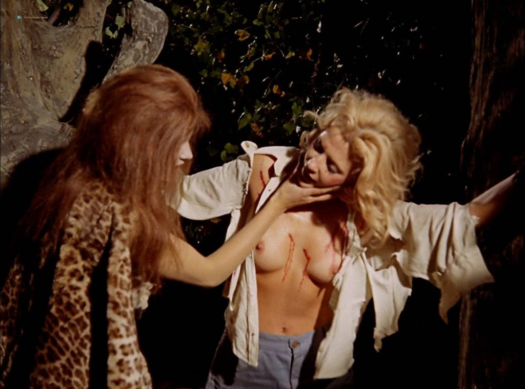 Bárbara Rey nude topless Kali Hansa and other's nude sex - The Night of the Sorcerers (1974) HD 1080p BluRay (7)