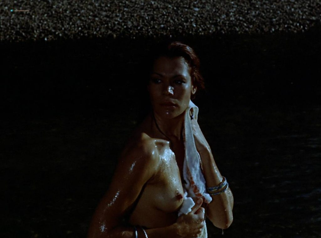 Bárbara Rey nude topless Kali Hansa and other's nude sex - The Night of the Sorcerers (1974) HD 1080p BluRay (5)