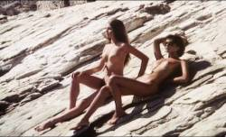 Betty Vergès nude bush full frontal Olivia Pascal nude too - The Fruit Is Ripe (DE-1977) (7)