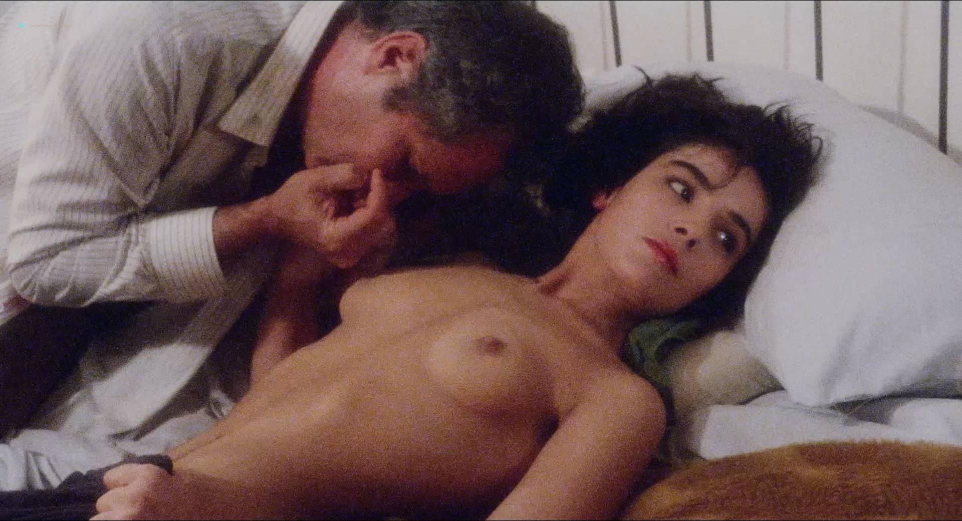 Blanca Marsillach nude full frontal Corinne Clery nude - Il miele del diavolo (IT-1986) HD 1080p BluRay (2)