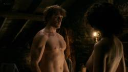 Caitriona Balfe nude topless and sex - Outlander (2017) s3e6 HD 1080p (14)