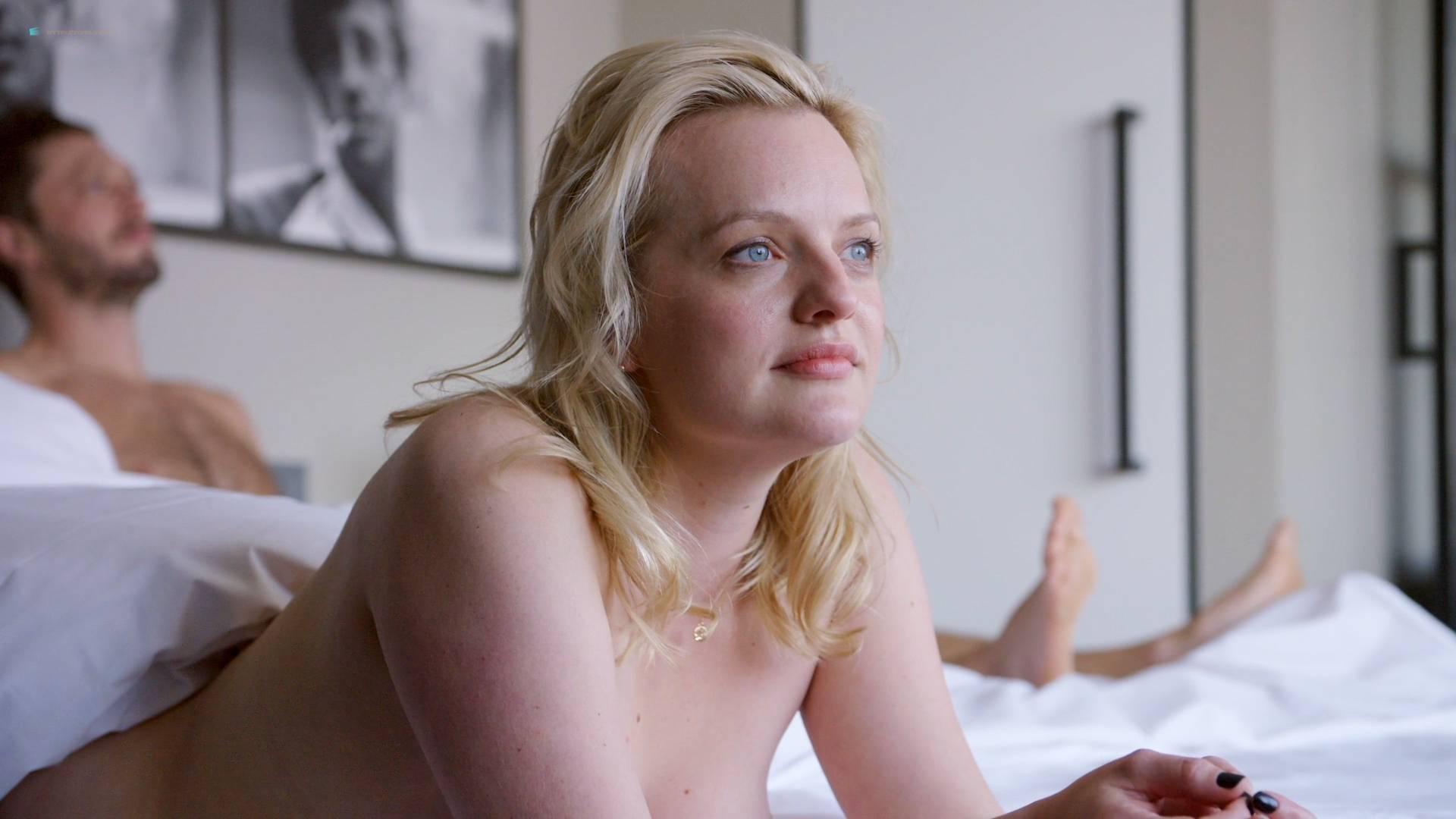 Elisabeth Moss Hot Some Mild Sex - Tokyo Project 2017 Hd -7855
