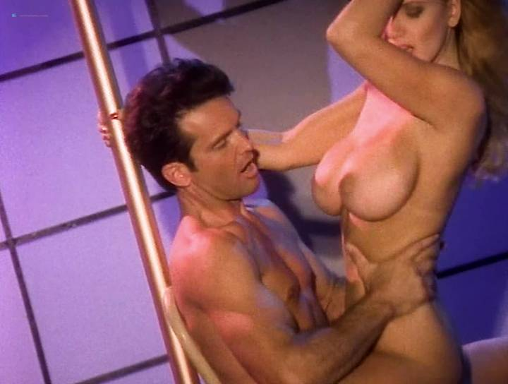 Elizabeth Kaitan nude in the shower Jacqueline Lovell and many other's nude bush, sex, threesome - Virtual Encounters (1996) (12)
