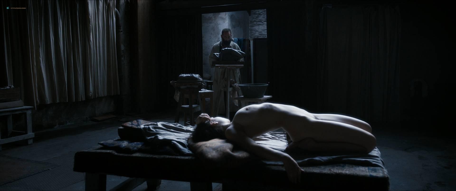 Izïa Higelin nude full frontal Magdalena Malina, Olivia Baes and other's nude bush - Rodin (FR-2017) HD 1080 BluRay (19)