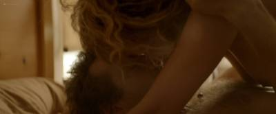 Juno Temple nude butt and hot sex Julia Garner butt and sex - One Percent More Humid (2017) HD 1080p (5)
