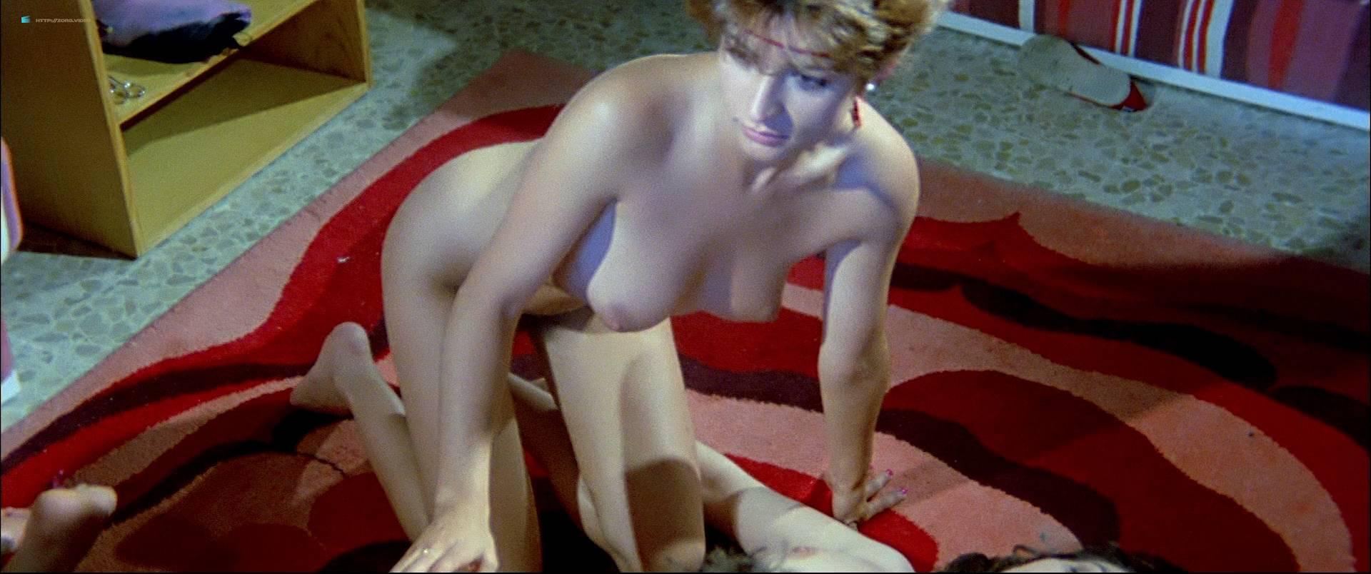 Lina Romay nude full frontal Mari Carmen Nieto, Alicia Príncipe nude too - Night of 1,000 Sexes (SP-1984) HD 1080p BluRay (13)