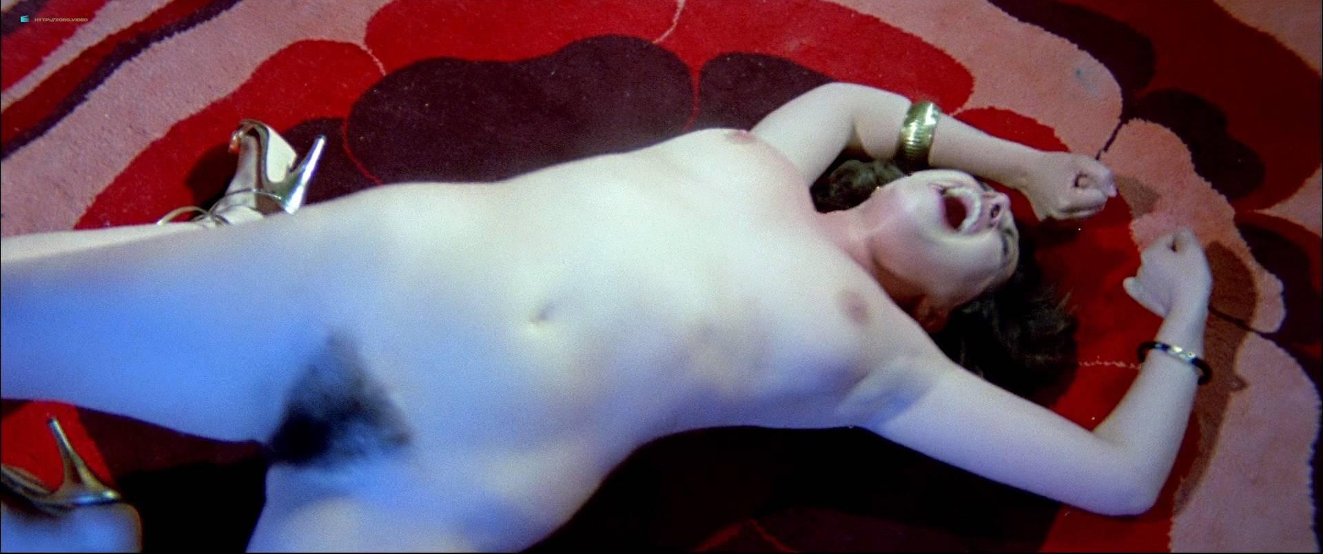 Lina Romay nude full frontal Mari Carmen Nieto, Alicia Príncipe nude too - Night of 1,000 Sexes (SP-1984) HD 1080p BluRay (12)