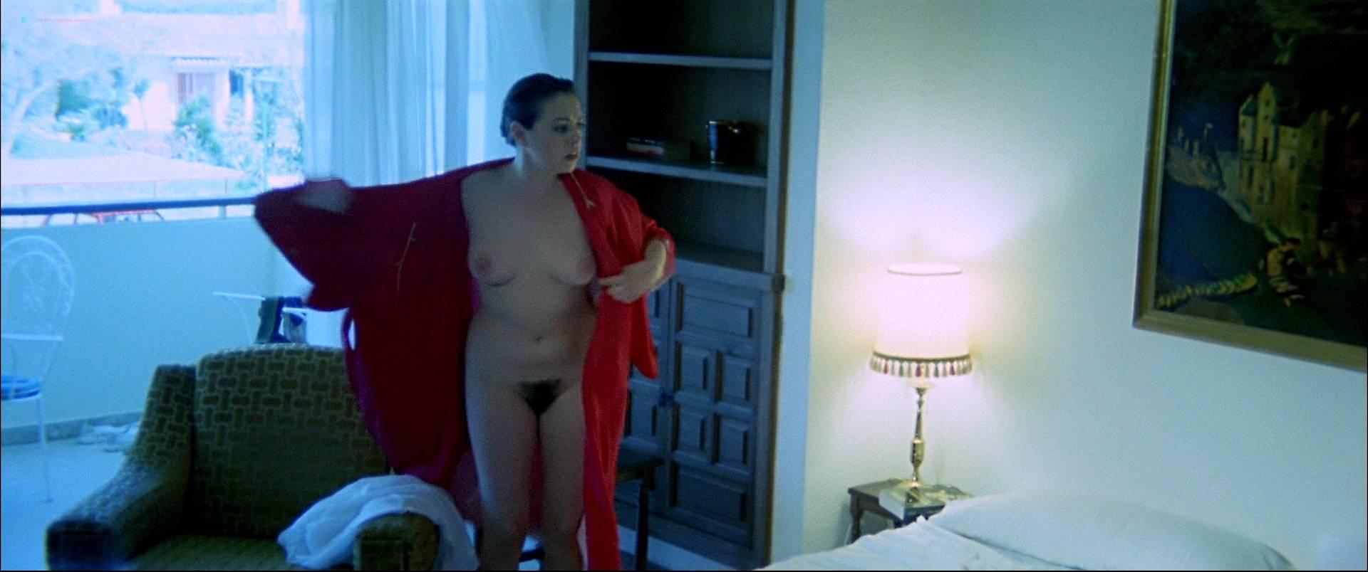 Lina Romay nude full frontal Mari Carmen Nieto, Alicia Príncipe nude too - Night of 1,000 Sexes (SP-1984) HD 1080p BluRay (9)