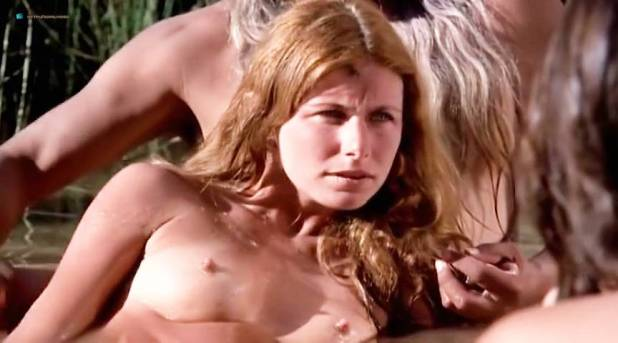 Lynda Carter nude topless and sex Belinda Balaski nude Merrie Lynn Ross hot - Bobbie Jo and the Outlaw (1976) (5)