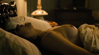 Maggie Gyllenhaal nude oral Margarita Levieva nude sex Kayla Foster lesbian - The Deuce (2017) s1e4 HD1080p (16)