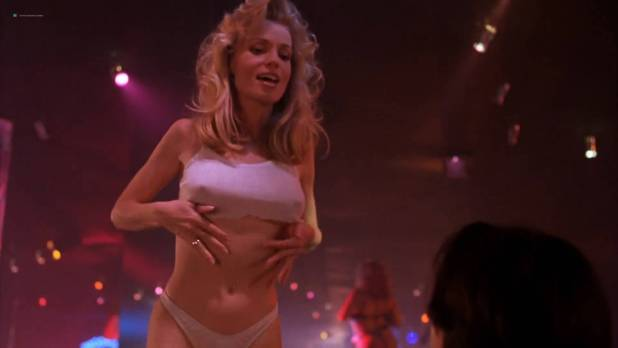 Mimi Craven nude nipple and hot - Last Dance (1996) HD 1080p (6)