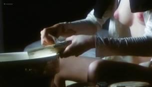 Olivia Pascal nude bush dildo Marina Pierro, Gina Rovere and others nude full frontal sex - Interno di un convento (IT-1978) (16)