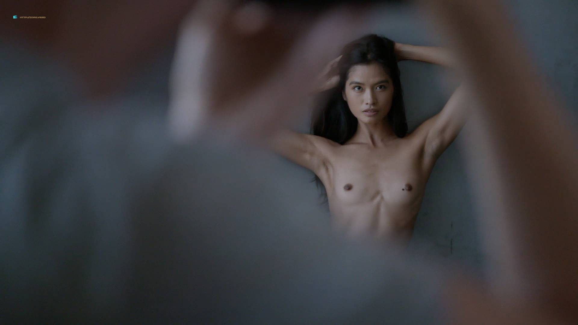 Rachel Cook nude Jessica Clements, Ebonee Davis and others all nude - Nude (2017) HD 1080p (13)