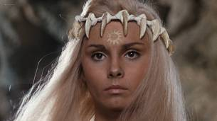 Victoria Vetri nude butt and topless - When Dinosaurs Ruled the Earth (1970) HD 1080p BluRay (11)