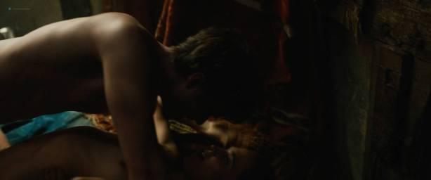 Alicia Vikander nude sex Holliday Grainger and Cara Delevingne nude sex too - Tulip Fever HD 1080p (2017) (5)