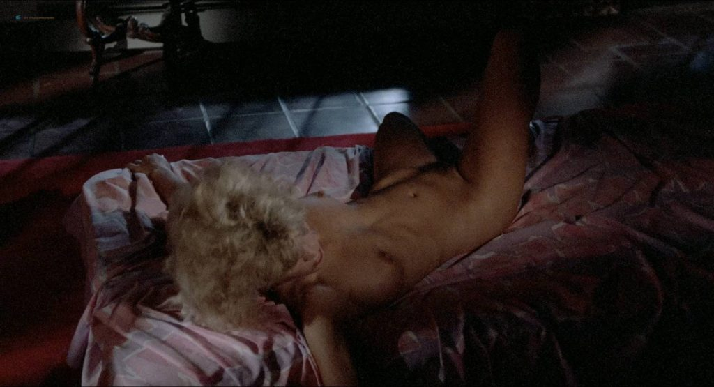 Amber Lynn nude full frontal and sex Crystal Breeze bush doggy style others nude and hot - Evils of the Night (1985) HD 1080p BluRay (2)