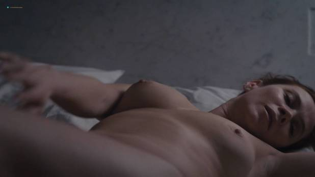 Anna Friel nude and lesbian sex with Louisa Krause - The Girlfriend Experience (2017) s2e3 HD 1080p Web (6)