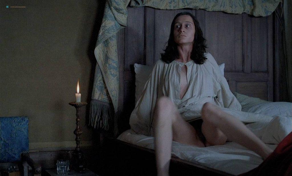 Anne Brochet nude full frontal and Carole Richert nude bush - Tous Les Matins Du Monde (FR-1991) HD 720p BluRay (4)