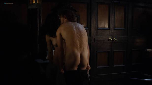 Caitriona Balfe nude topless and sex - Outlander (2017) s3e11 HD 720p