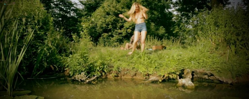 Camilla Rowland nude topless Rosie Pearson and others nude too - Cute Little Buggers (2017) HD 1080p (10)
