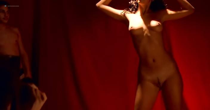 Eva Aichmajerová nude full frontal Anna Polívková and Barbora Seidlová nude sex - Bolero (CZ-2004) (6)