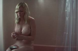Kirsten Dunst hot sexy and busty – Woodshock (2017) HD 720p BluRay