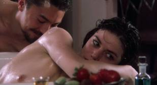 Linda Fiorentino nude topless and wet - The Moderns (1988) HD 1080p BluRay