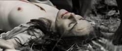 Michelle Dockery nude topless - Godless (2017) S1 HD 1080p Web (11)