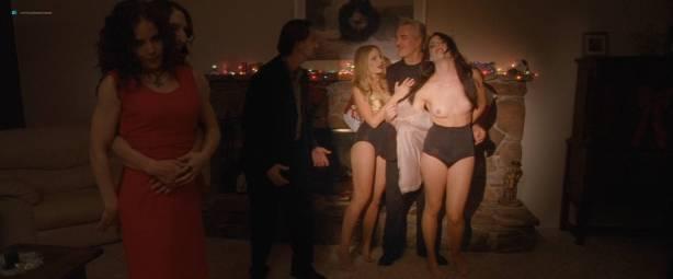 Nataliya Joy Prieto nude topless Jess Webb and Shayla Beesley nude too - Spreading Darkness (2017) HD 1080p (4)
