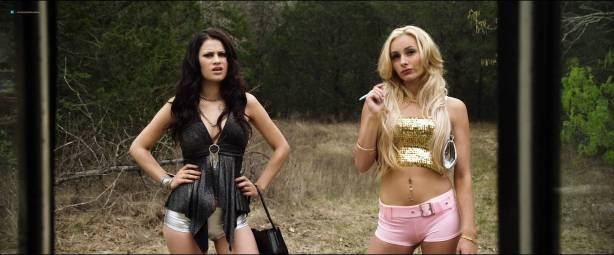 Raven Rockette nude topless Athena Paxton and others nude too - Lumberjack Man (2015) HD 1080p Web (18)