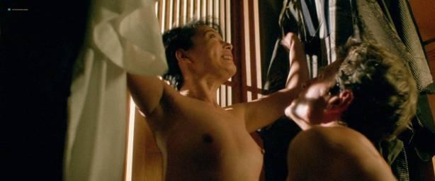 Yoko Shimada nude and sex Julie Condra hot - Crying Freeman (1995) HD 1080p BluRay (6)