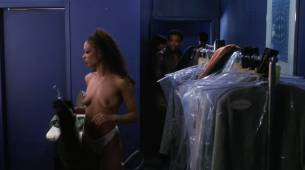 Zehra Leverman nude sex Rae Dawn Chong nude sex too - Protector (1998) HD 720p WEB (11)