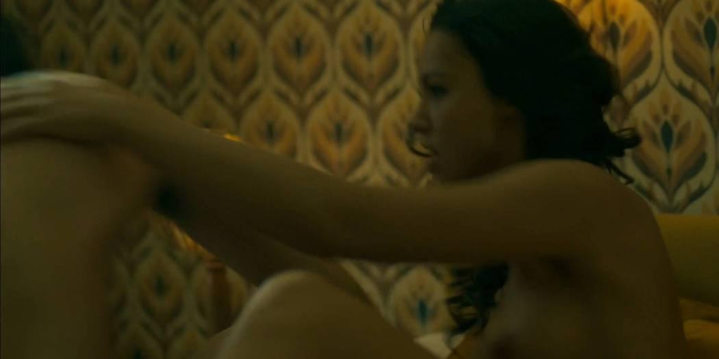 Zsofia Tarjanyi nude topless and sex - Strike Back s06e01 (2017) HD 1080p (4)